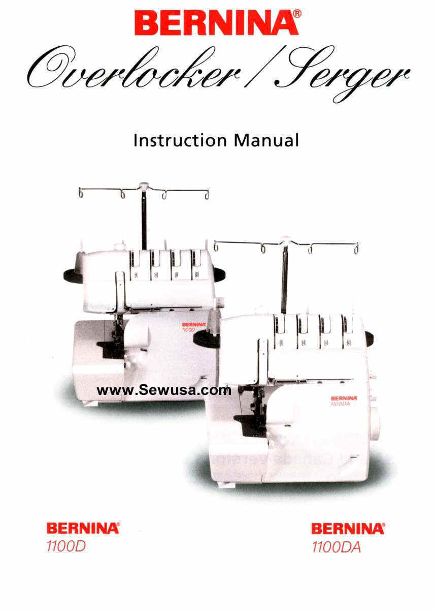 Husqvarna Serger 910 owners manual issues